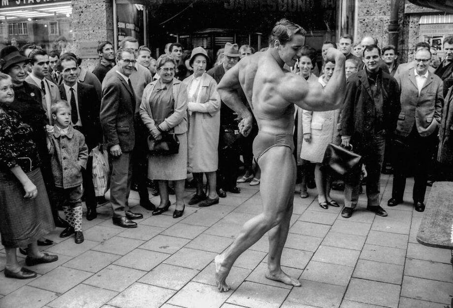 Arnold in Munich