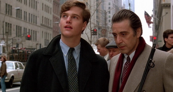 Scent of a woman character analysis