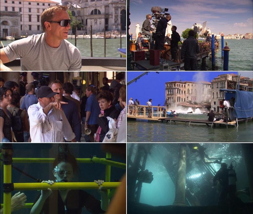 James bond Casino Royale locations in Venice