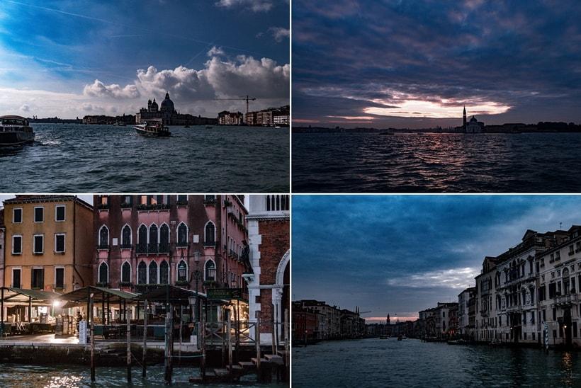 Venice Grand Canal: Agent 007 James Bond