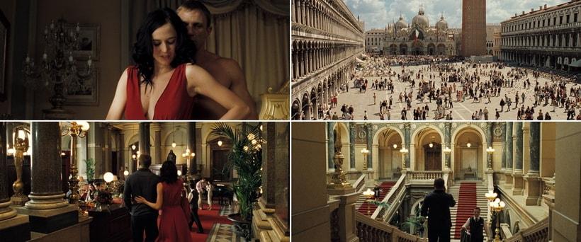 Casino Royale Venice hotel