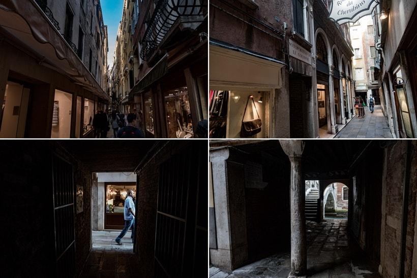 SOTOPORTEGO DE LE COLONNE Venice
