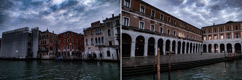 where was casino royale filmed: Venice locations