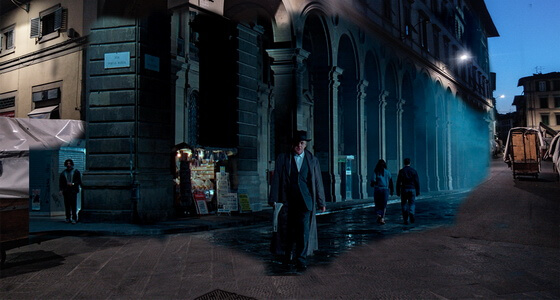 Hannibal movie locations in Florence