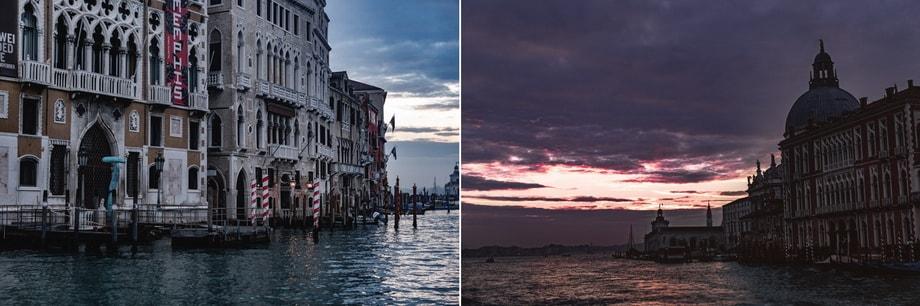 Venicem movie locations Inferno 2016
