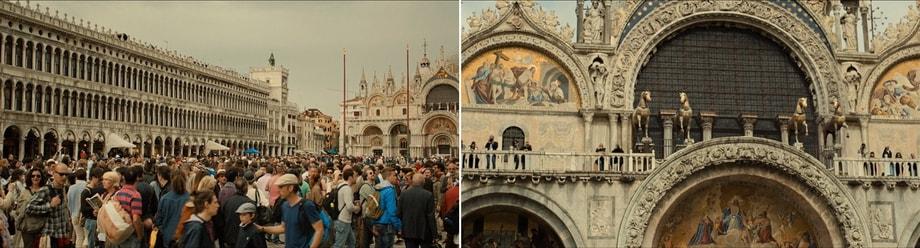 SAN-MARCO SQUARE, Venice inferno locations