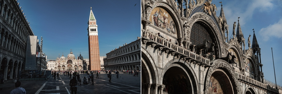 SAN-MARCO SQUARE, Venice