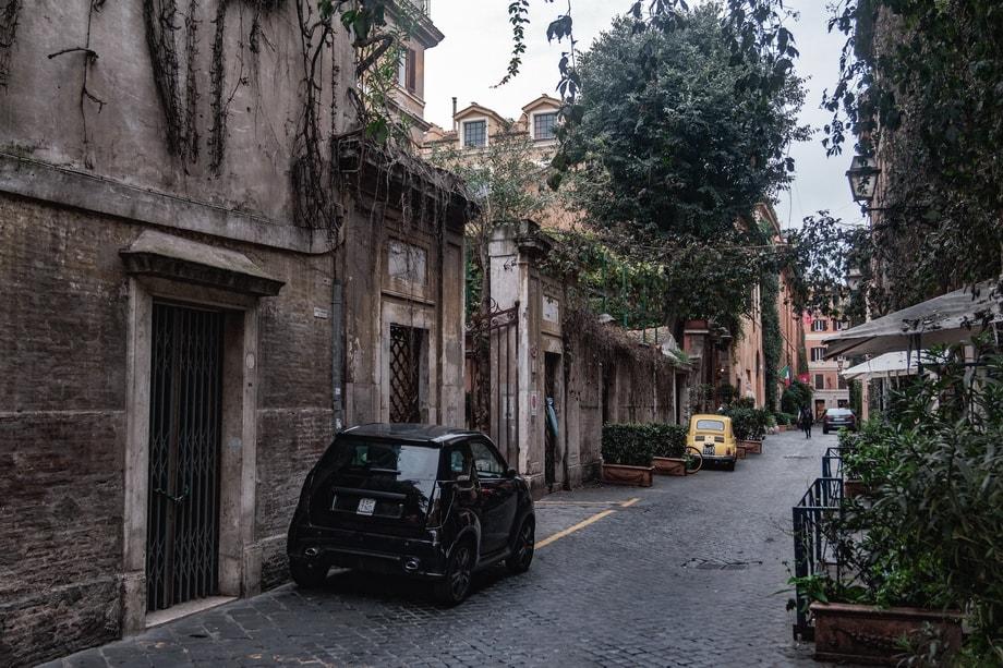 VIA MARGUTTA 51 in Rome