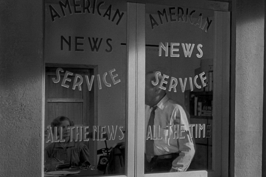 AMERICAN NEWS SERVICE OFFICE Roman holiday