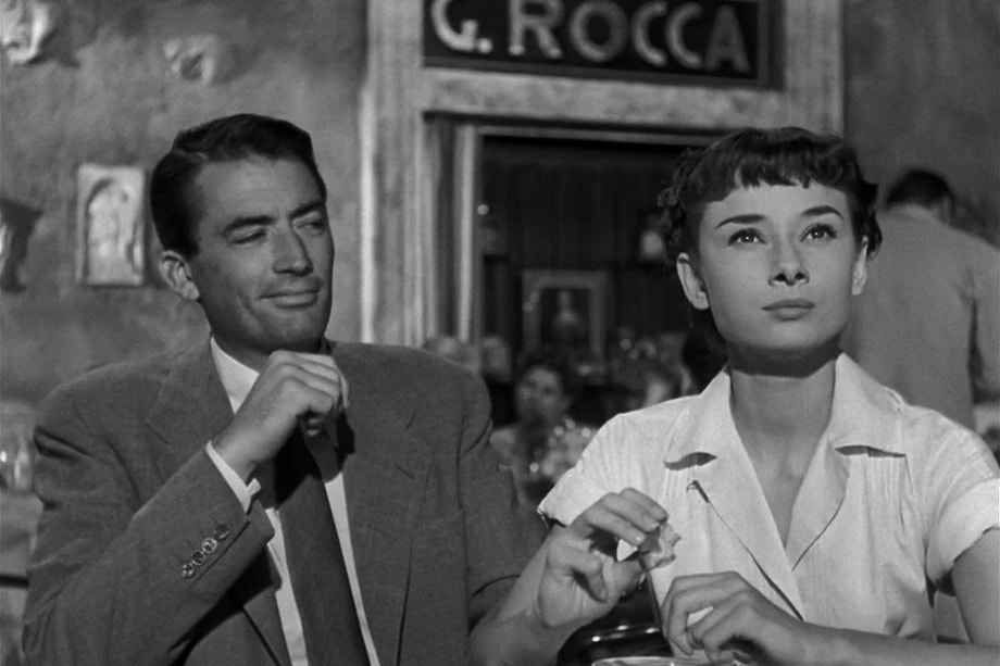 ROCCA CAFE and Roman Holiday filming sites