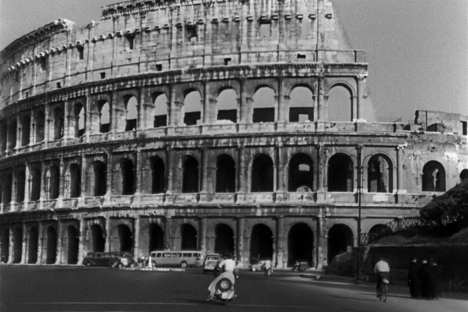 COLISEUM 1953