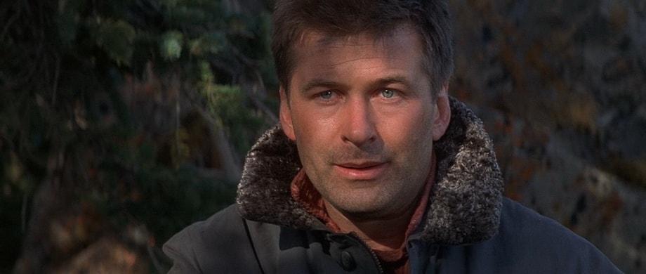 Robert Green (Alec Baldwin) The Edge 1997 movie
