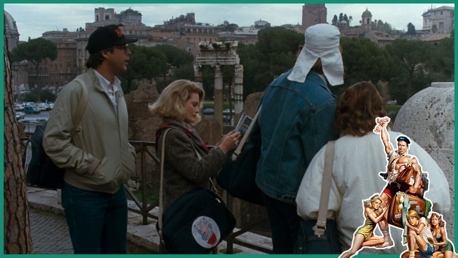 National Lampoon's Griswold in Rome