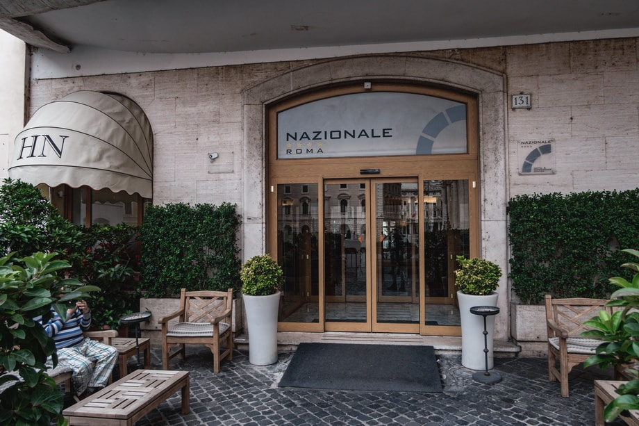 NAZIONALE HOTEL Rome Italy