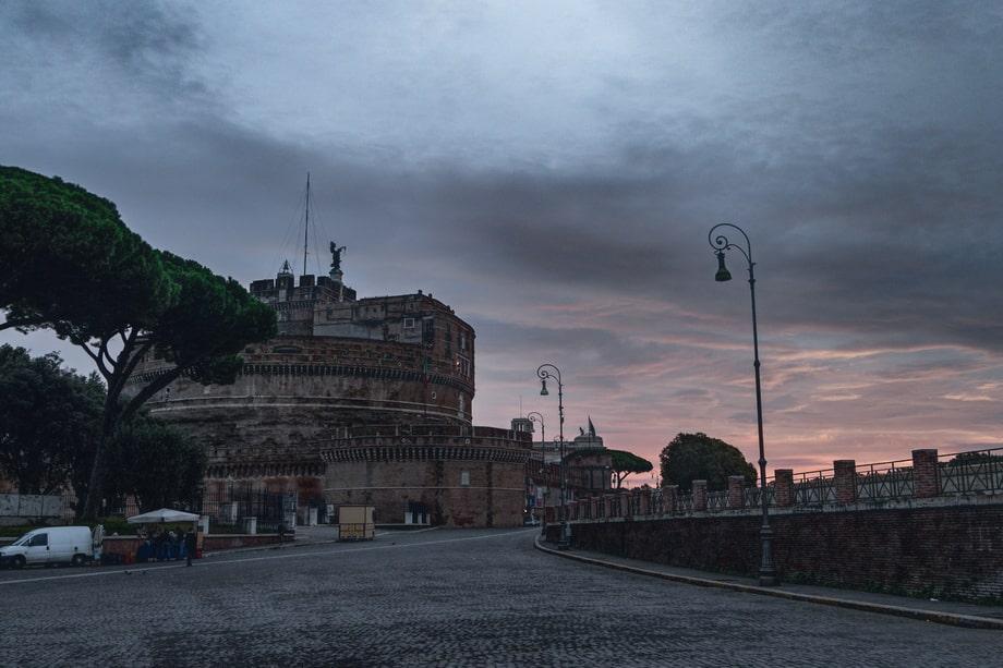 SANT ANGELO, Rome