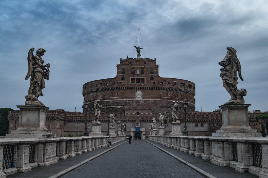 SANT ANGELOROME ITALY