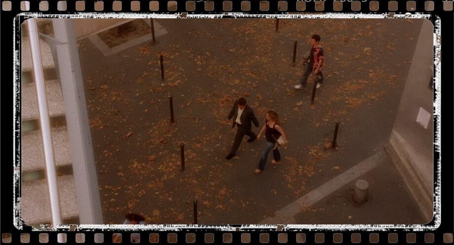 'COULEE VERTE' PARK Richard Linklaiter's movie