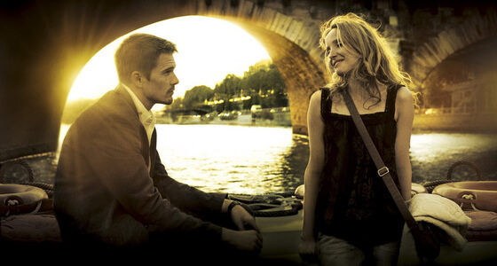Before sunset filming locations Paris