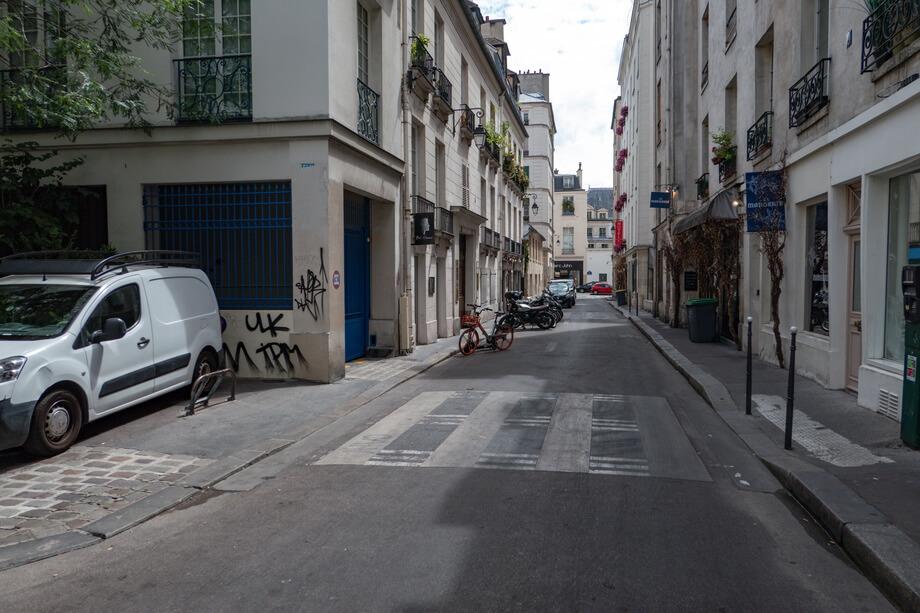 'Rue de Jarente' paris