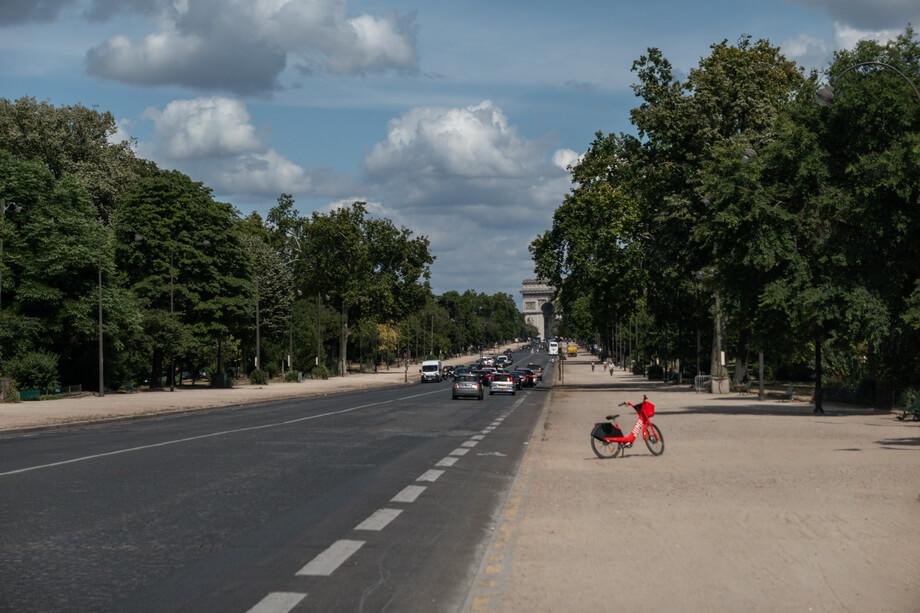 Avenue Foch Paris