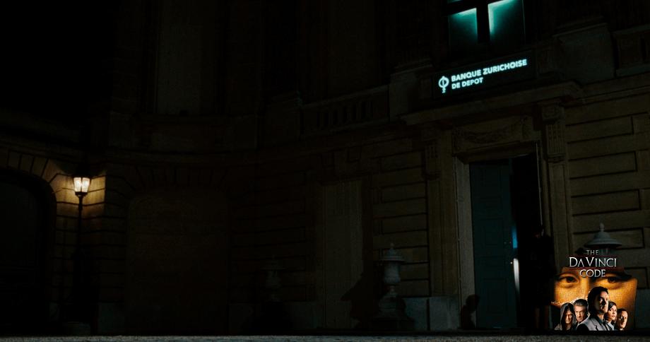 Rue de Monceau 63, depository bank