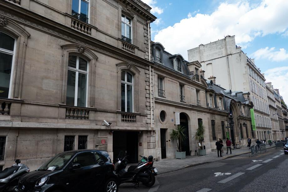 BANQUE ZURICHOISE DE DEPOT Paris