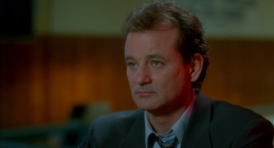 Bill Murray: Groundhog day