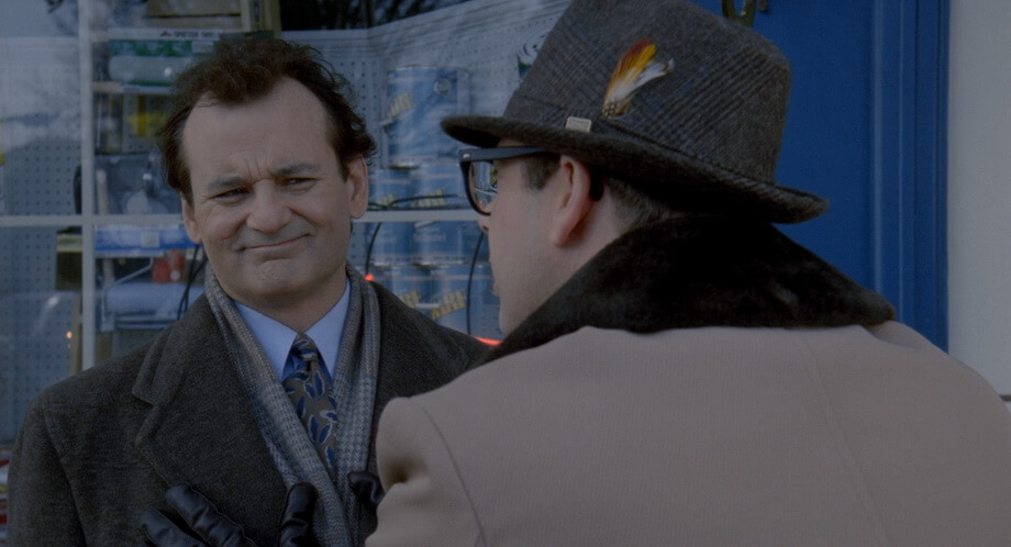 Bill Murray as Phil Connors movie analysis