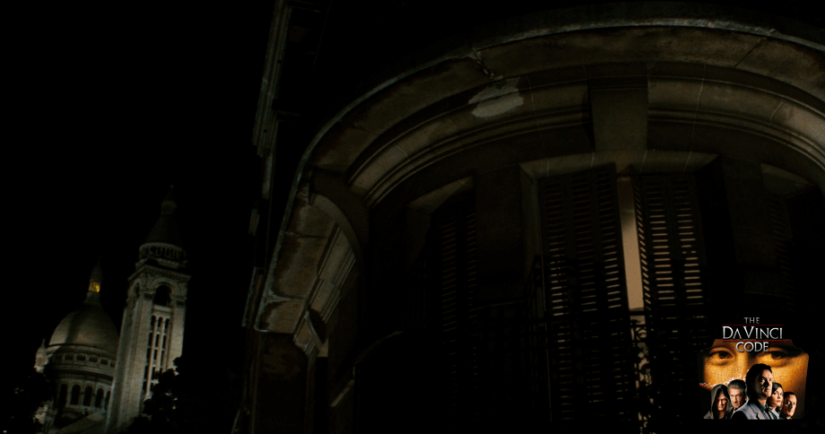 OPUS DEI SAFE HOUSE: Da vinci Code filming locations