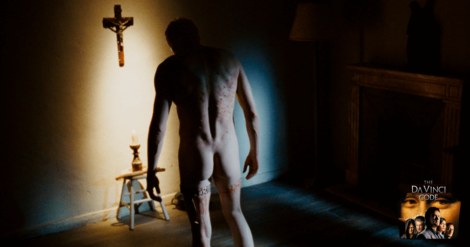 paul Bettany as Sailas: Da Vinci Code