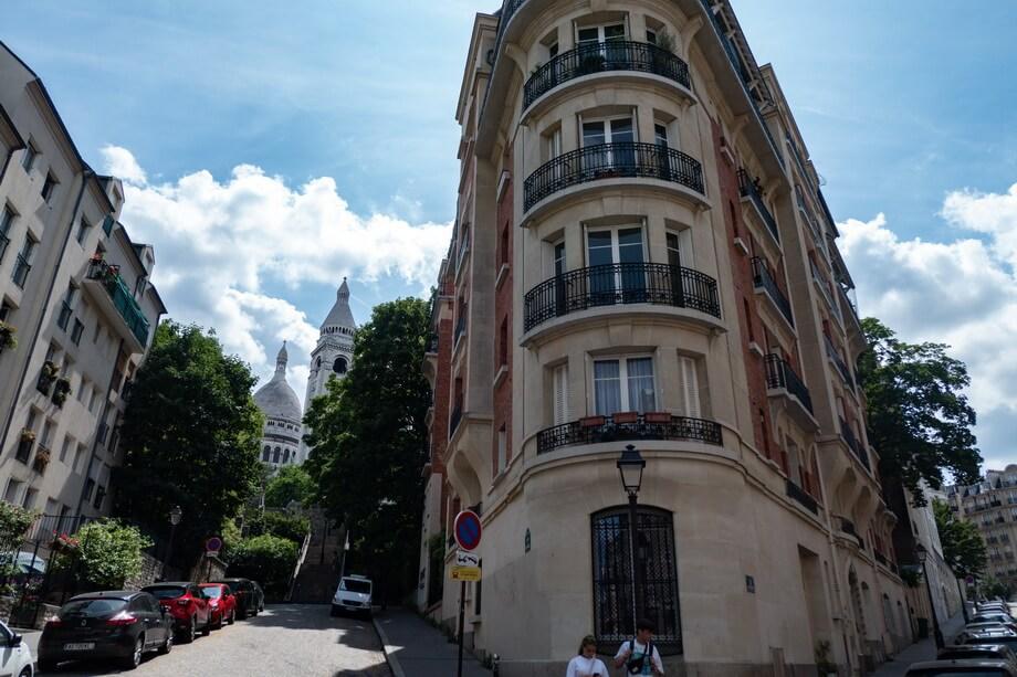 OPUS DEI SAFE HOUSE Paris