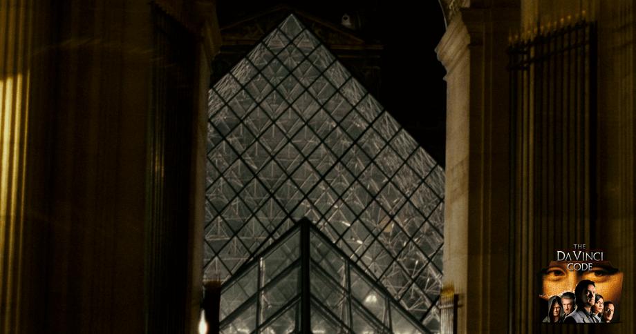 The Piramide of Louvre