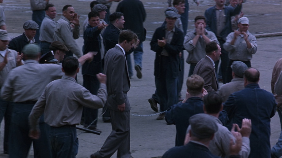 ANDY DUFRESNE: Character analysis