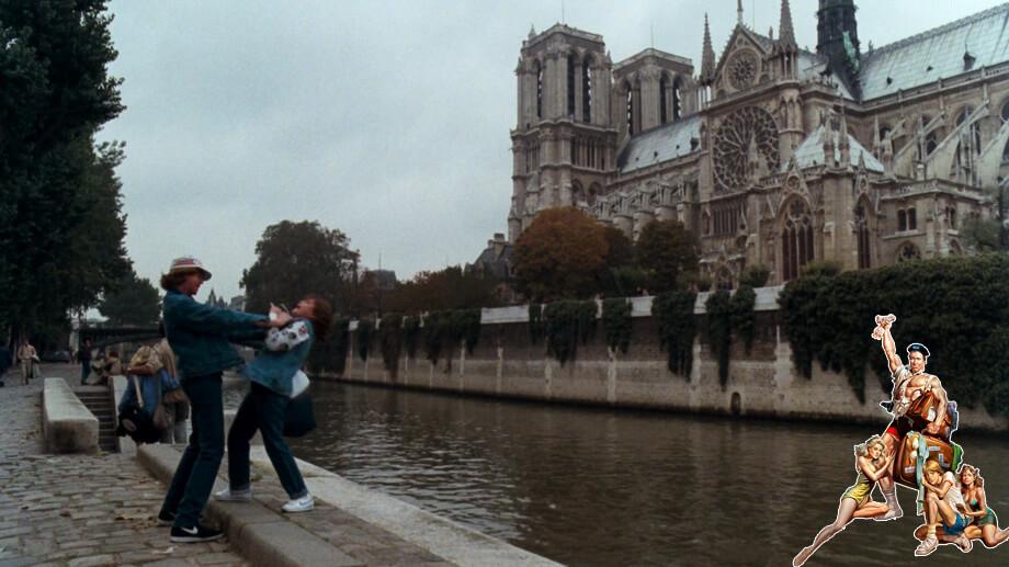 Quai de Montebello Paris: National Lampoon