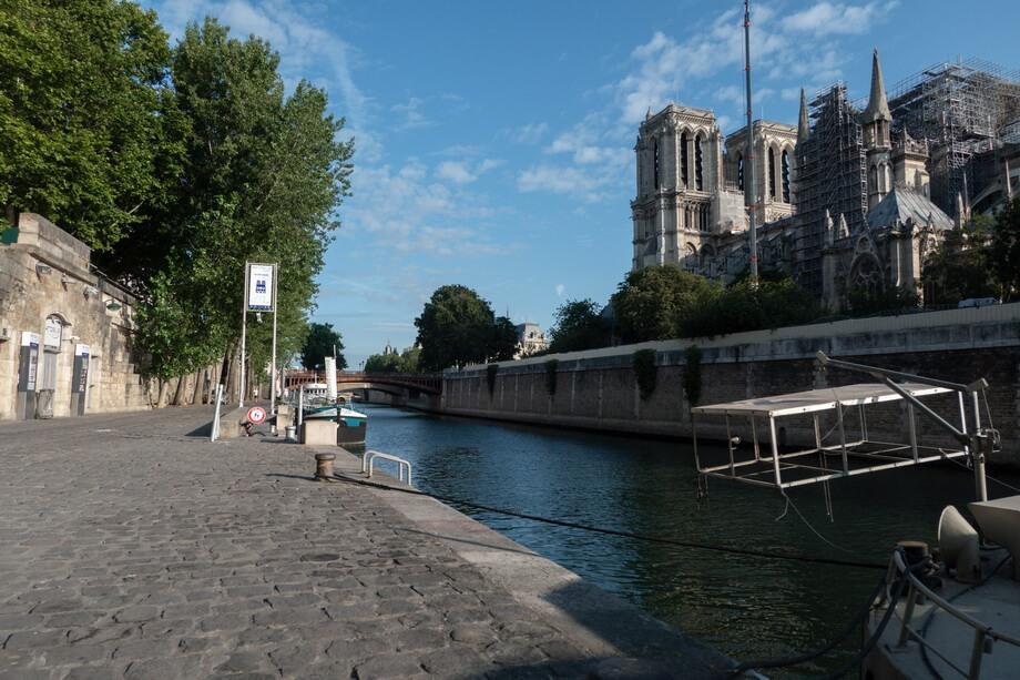 Quai de Montebello Paris