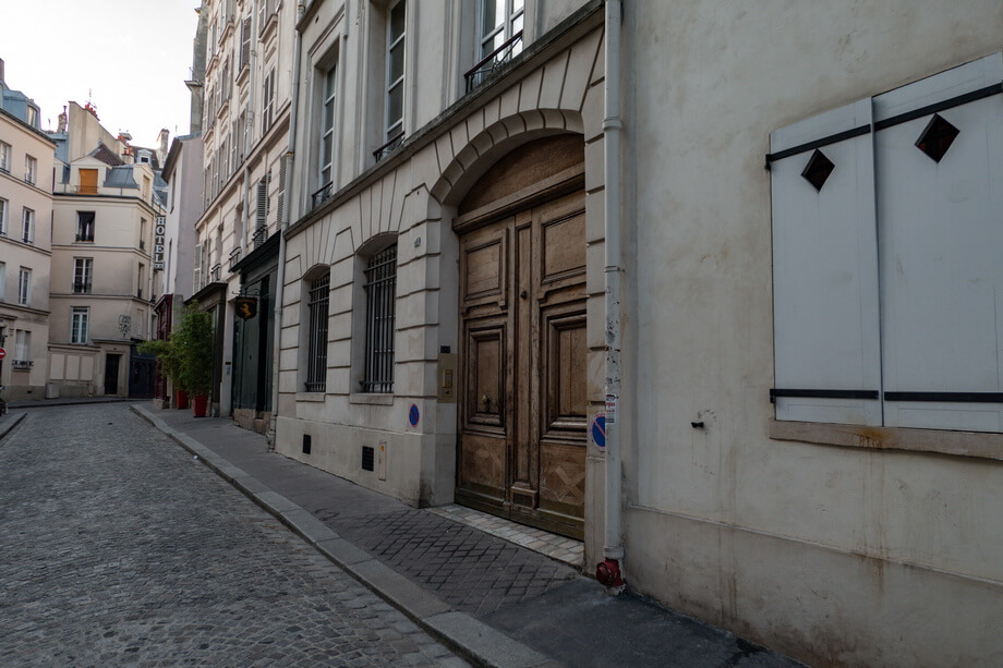 27 rue de Fleurus Paris