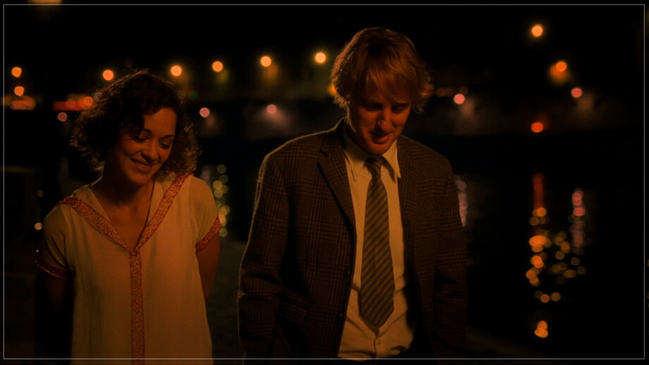'Quai des Orfevres' Midnight in Paris