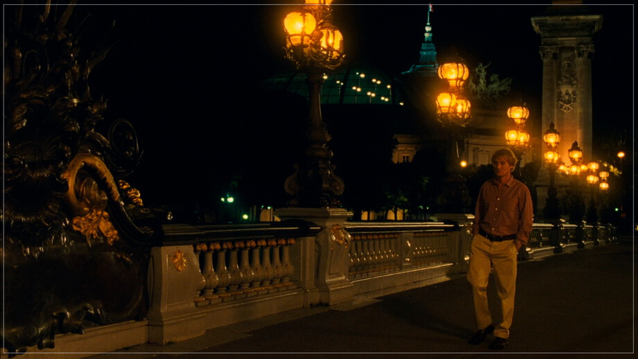 PONT ALEXANDRE III  Midnight in Paris locations