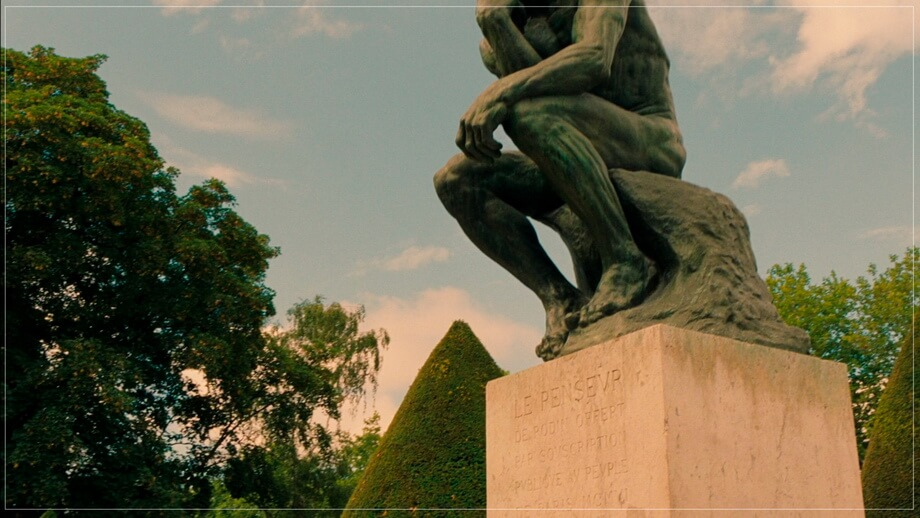 RODIN MUSEUM Midnight in paris filming locations