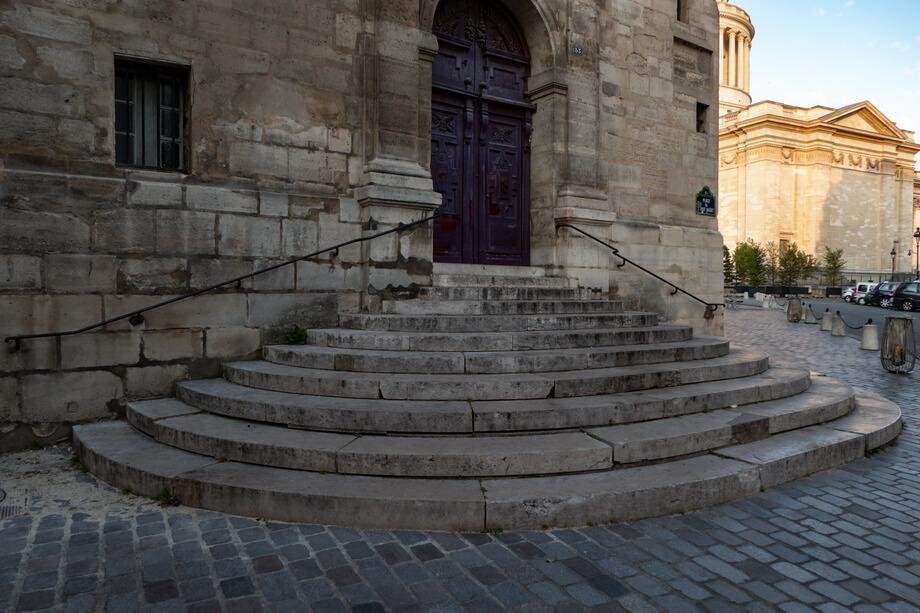 'Église Saint-Étienne du Mont'