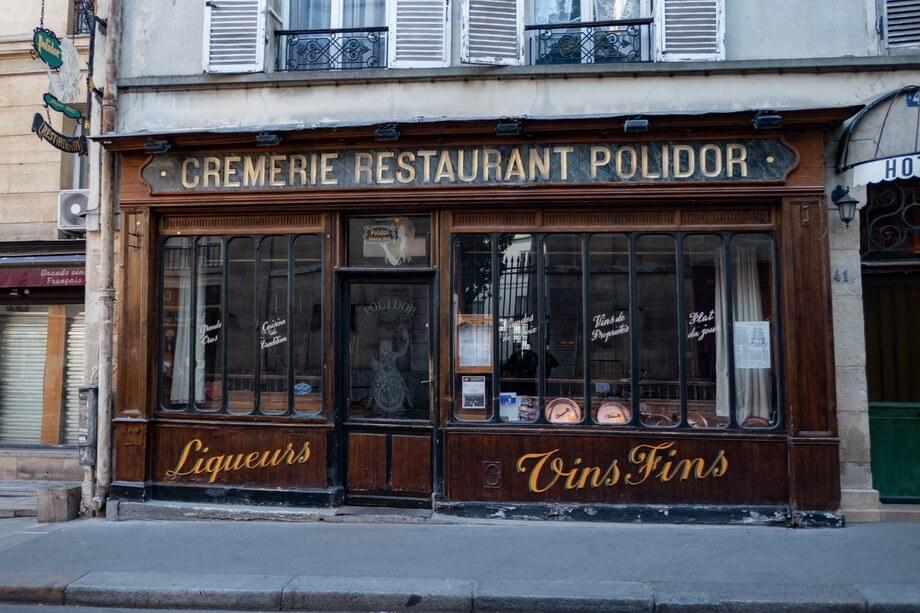 41, Rue Monsieur le Prince Polidor