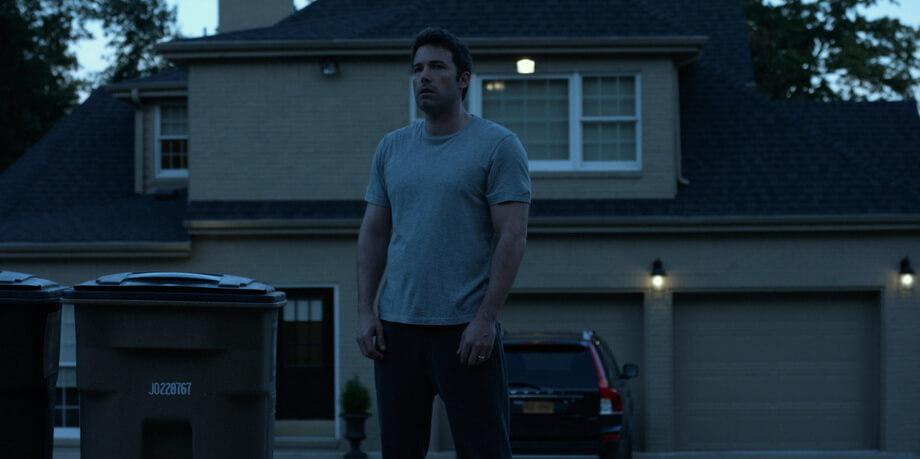 Nick Dunne (Ben Affleck)