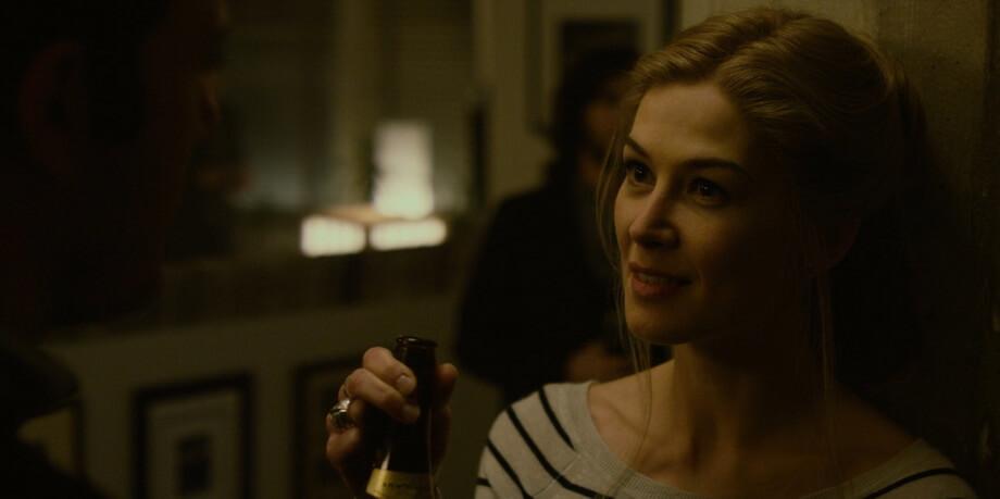 Amy Elliott Dunne (Rosamund Pike)