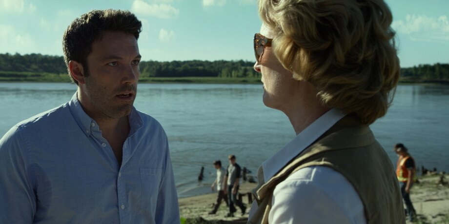 Camera and Space: Gone girl explained