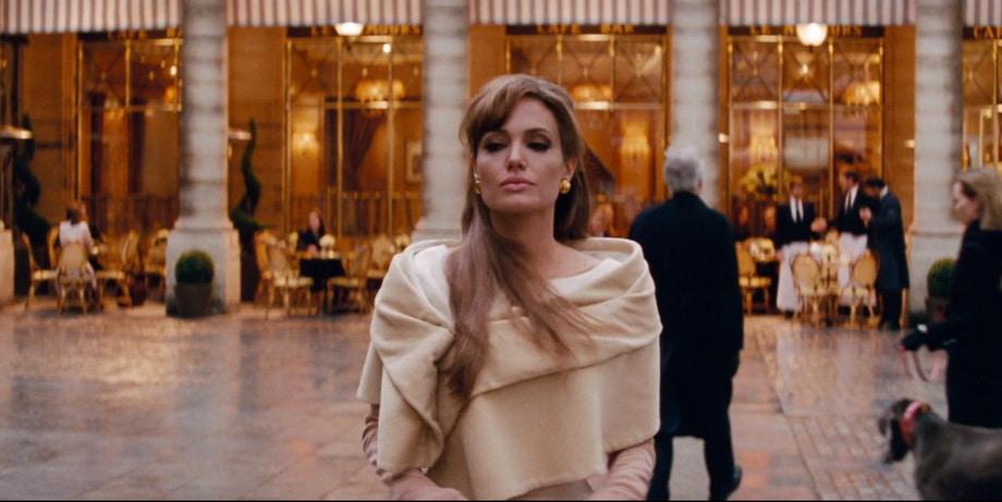 Angelina Jolie at Place Colette Paris, France