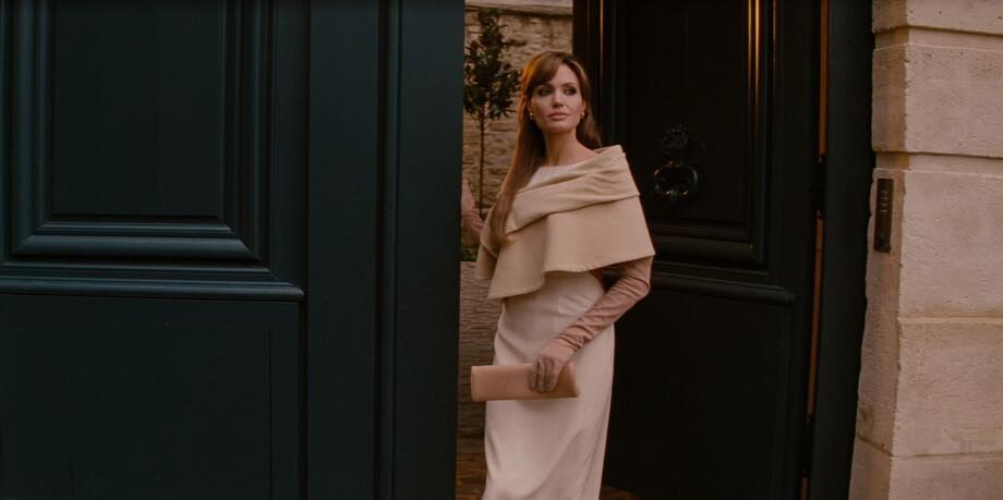 Angelina Jolie as Elise: The tourist movie 2010