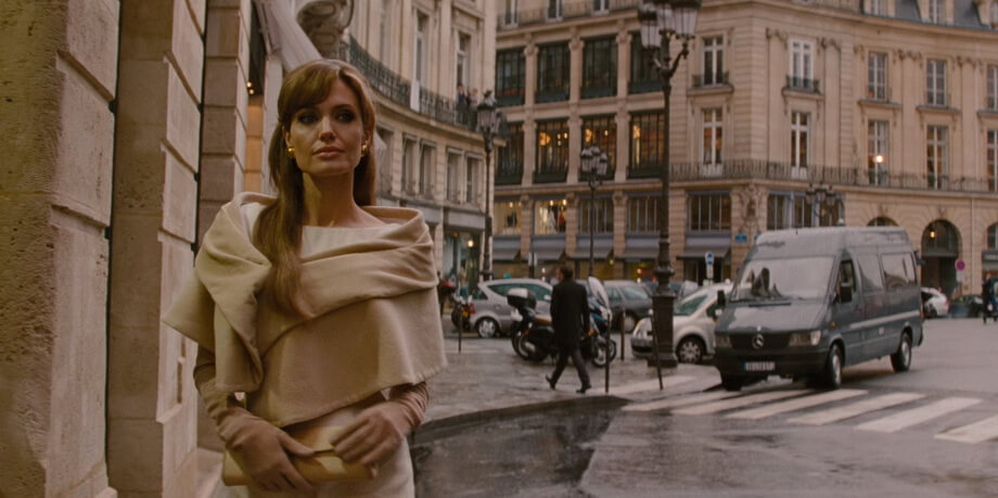 Angelina Jolie as Elise Clifton-Ward