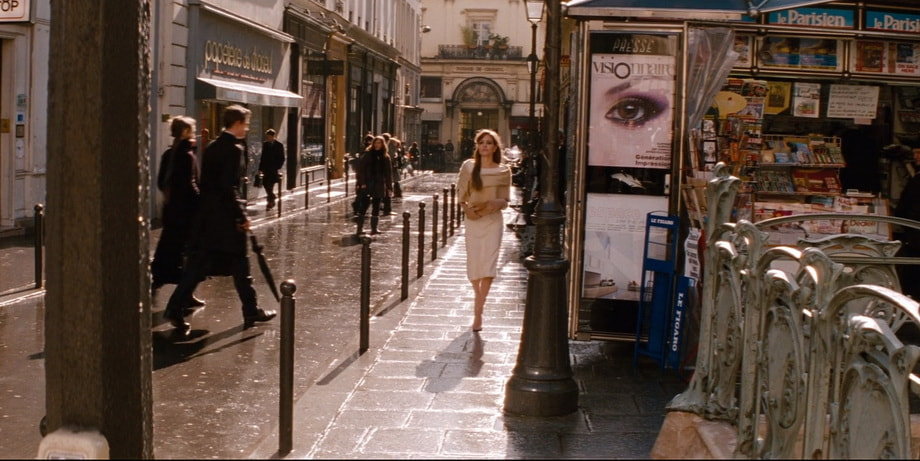 Elise at at Rue de Choisel, Where was the tourist filmed