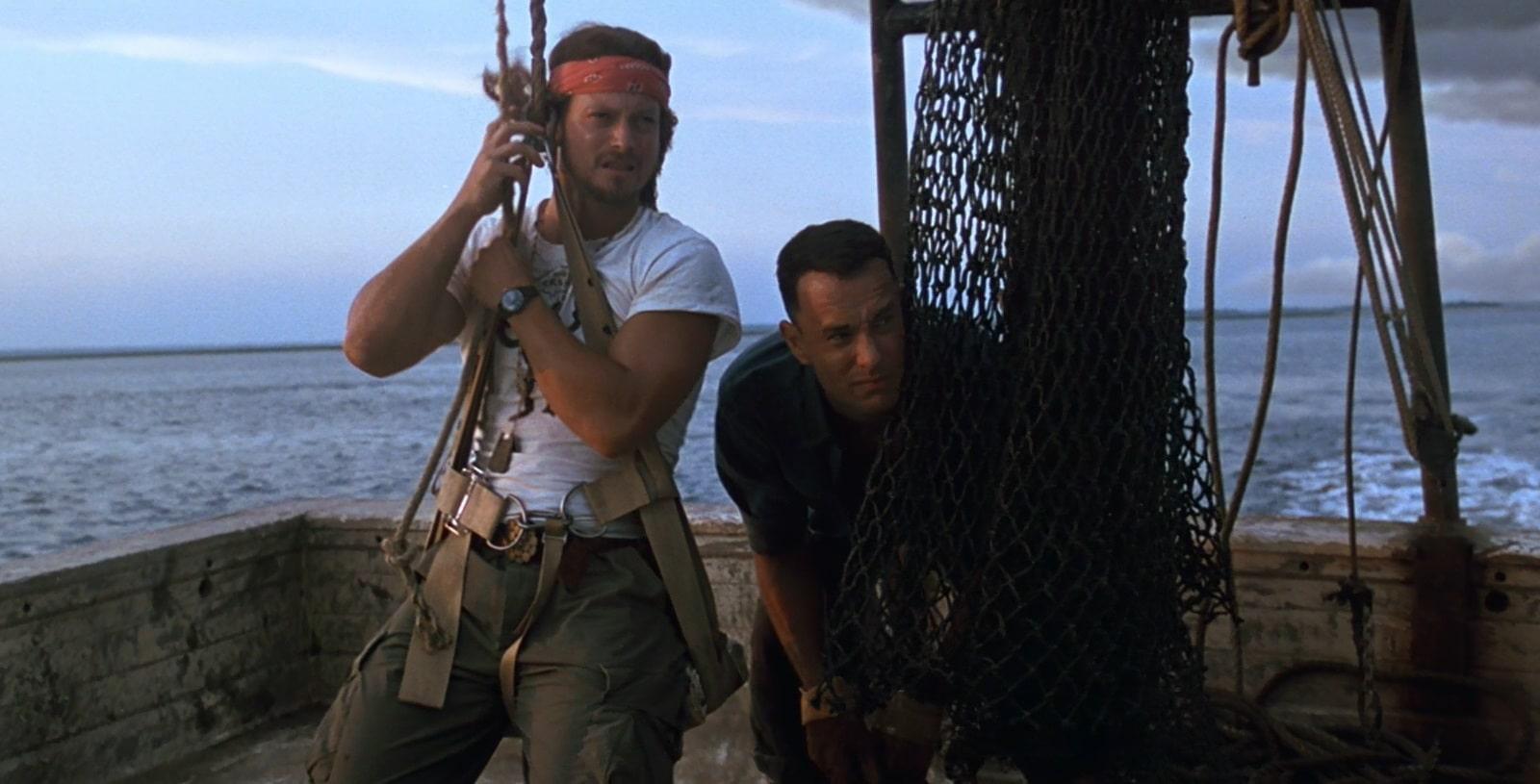 Shrimp boat and Forrest Gump