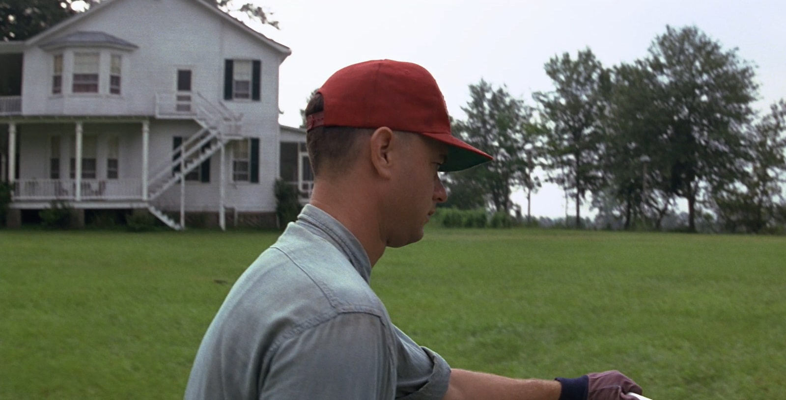 Forrest Gump and the 'My momma always saids' wisdoms